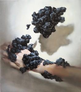 Life form 3_oil on canvas_35x40cm_2019