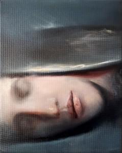 The Dream_ oil on canvas_20x25cm_2019